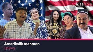 Qalpoq - Amerikalik mehmon | Калпок - Америкалик мехмон (hajviy ko'rsatuv) 2020