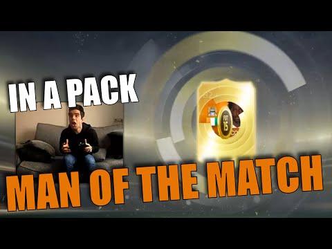 MOTM + IF IN A PACK | | FUT 15 | | UNICORNIO REACCIÓN