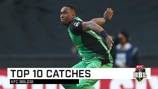 Top 10 catches of BBL|08