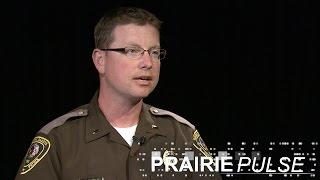 Prairie Pulse 1332; Dan Haugen, Poetry Out Loud champion Caroline Huber