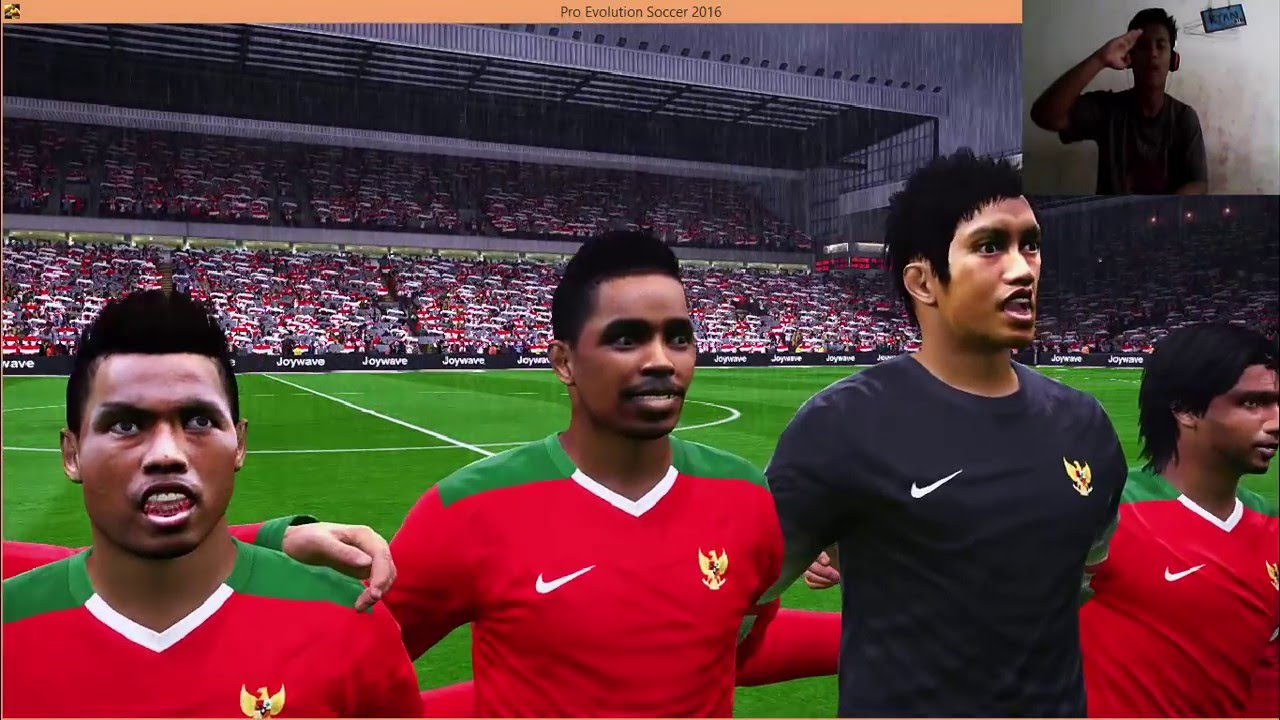 Add On Timnas Indonesia Pes 2016