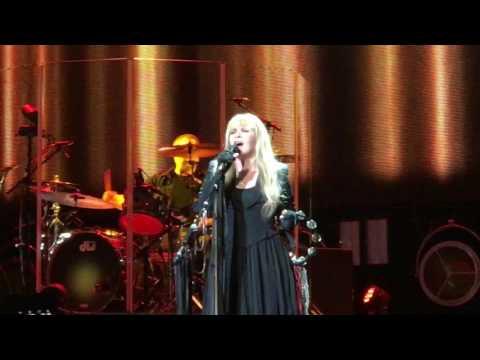 "Stevie Nicks ""Gold and Braid"" Feb 28th 2017. Portland OR 24k Gold Tour"