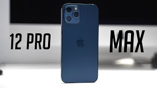 Unspektakulär: Apple iPhone 12 Pro Max Review (Deutsch) | SwagTab