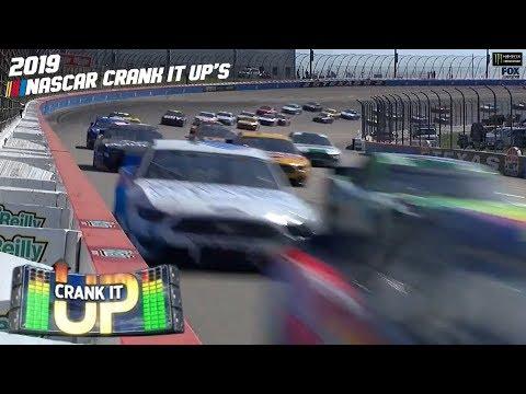 All 2019 NASCAR Cup Series Crank It Ups