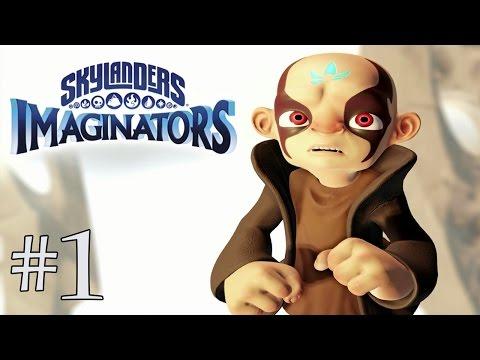 Skylanders Imaginators FR #1