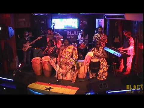 Ghana Kenté Festival | Black Note Club | 6/3/2016