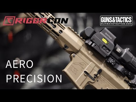 Aero Precision gives us a peek at the ATLAS - YouTube