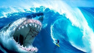 CRAZIEST Facts About The Megalodon!