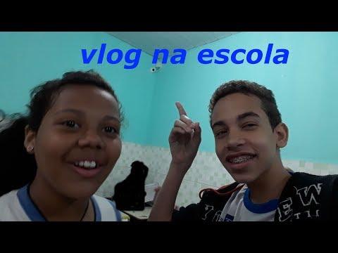 Vlog na Escola #01