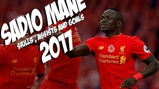 Sadio Mane - Skills and Goals - Liverpool - 2016/2017