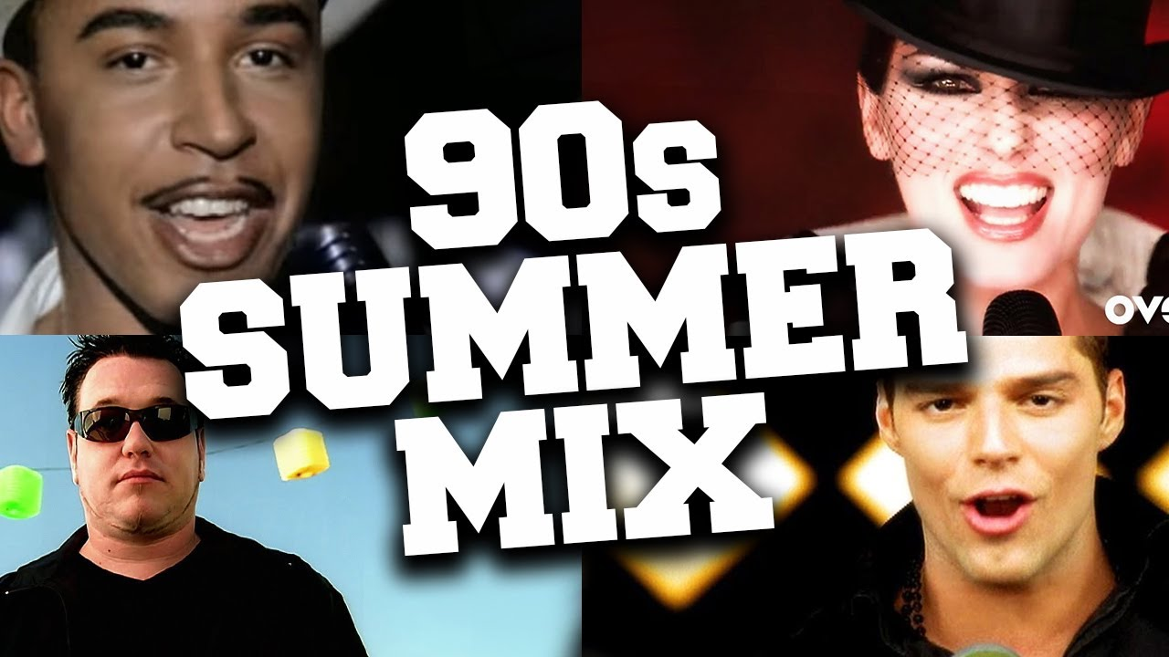 Download 90s Summer Mix 🌴 Best Summer Hits of the 90s