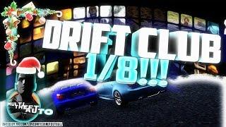 Drift Club в MTA. 1/8. Дрифт соревнование на CCDPlanet!