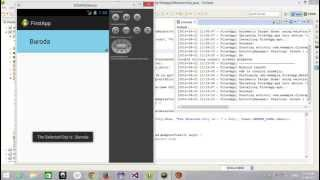 Free Android Application Development Tutorial 13 - How to Use Spinner Control in Android