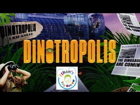 Dinotropolis Bluewater
