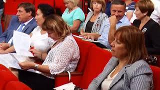 Крымские депутаты встретились на 7-ой сессии Государственного Совета РК