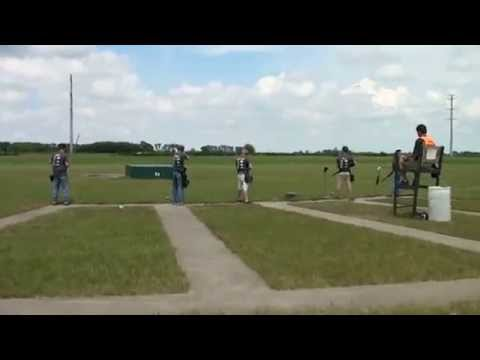 MN State High School Clay Target league in Alexandria MN