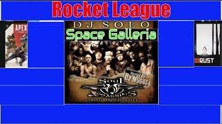 Live Rocket League  #action #sportscar #djsolo