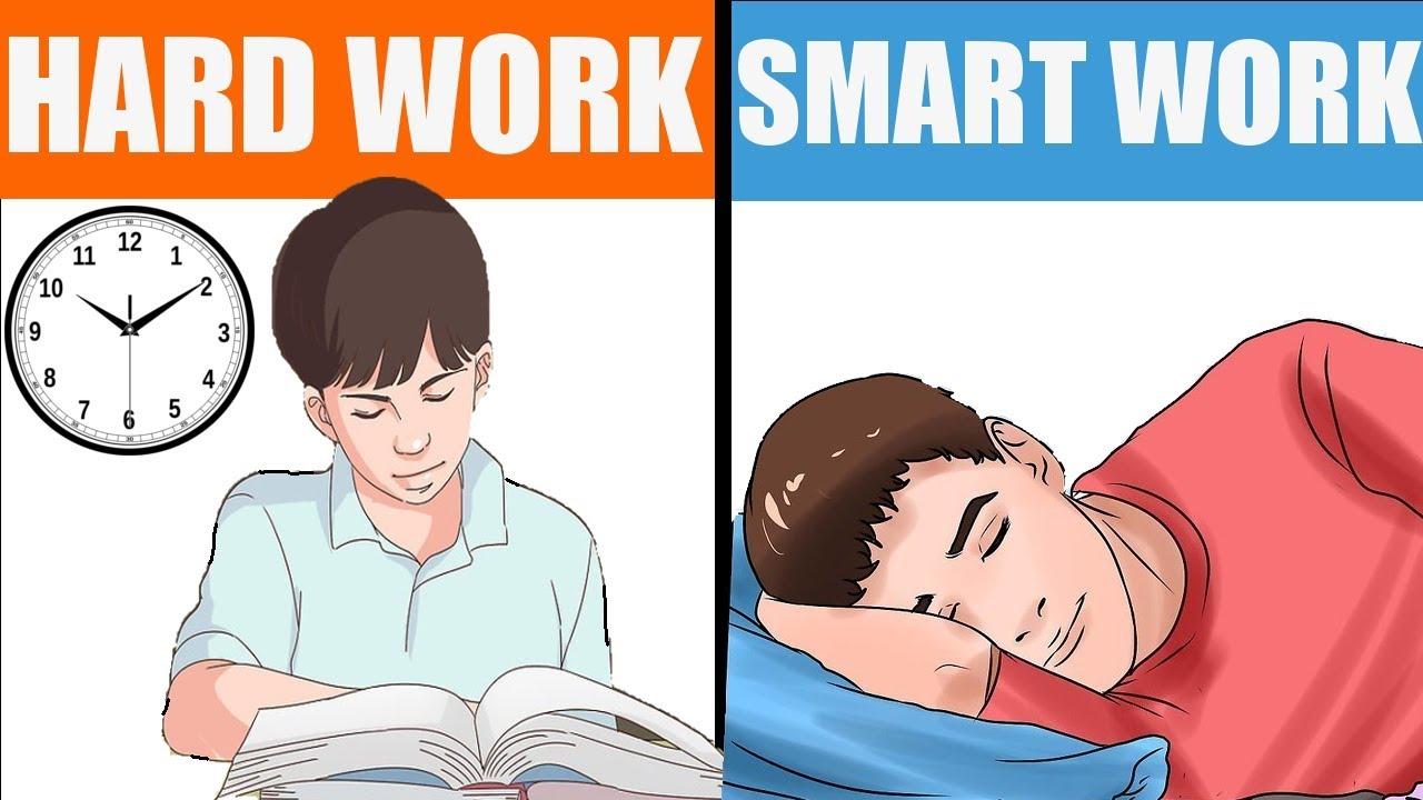 गधो की तरह मेहनत ही ना करते रहो  | HARD WORK VS SMART WORK | WORK SMART | PART 2