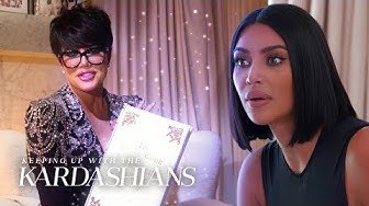 Reading From The Great Book of Kardashian-Jenner Tales | KUWTK | E!
