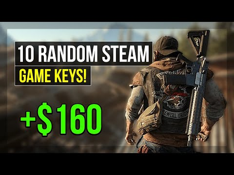 I BOUGHT 10 RANDOM GAME KEYS & THIS IS WHAT I GOT...
