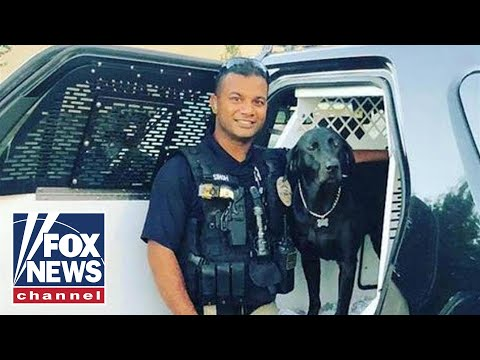 Officials give update on death of California police officer