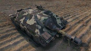 WoT Jagdpanzer 38 T Hetzer 2716 DMG 1565 EXP Fisherman S Bay