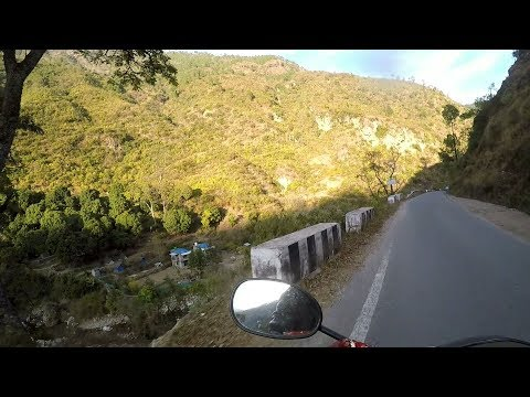 Munsyari - Dharchula || Haldwani to Berinag