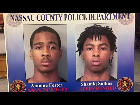 Suspects Arrested In Hempstead Christmas Shooting