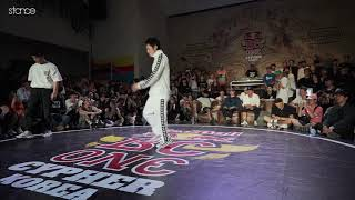 Madman v Zooty Zoot l Red bull bc one cypher Korea [Final] // .stance