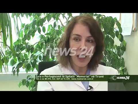 Arnavutluk Klinika 24 Kanalına Verilen Özel Röportaj