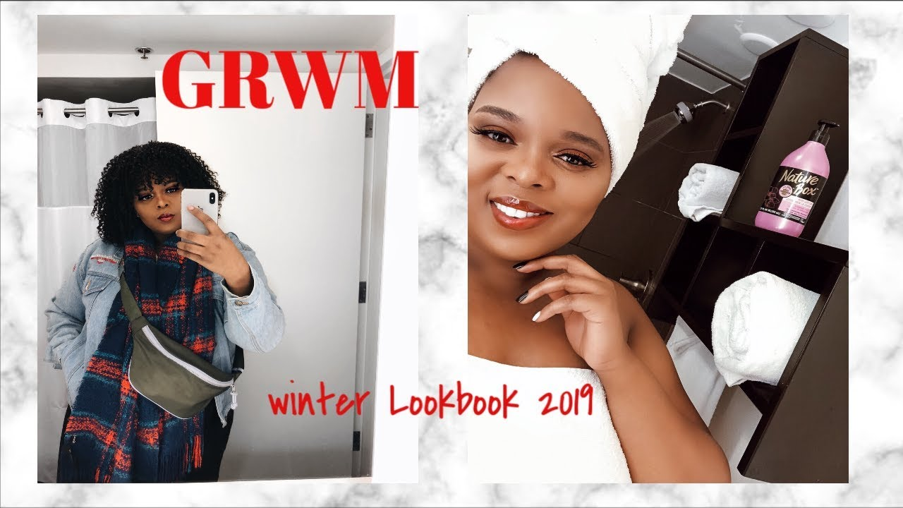 [VIDEO] - GRWM + Winter outfits 2