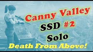 Fortnite Canny Valley SSD 2 Solo