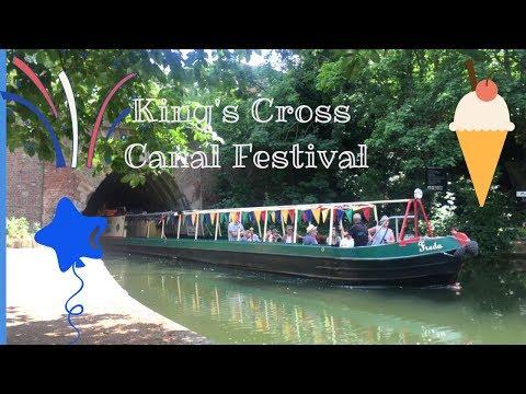 Kings Cross Canal Festival