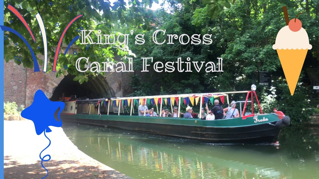 Kings Cross Canal Festival