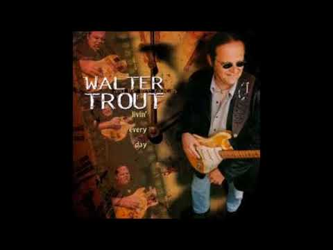 Walter Trout And The Free Radicals - Livin' Every Day1999