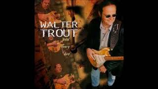 Walter Trout And The Free Radicals - Livin' Every Day  1999