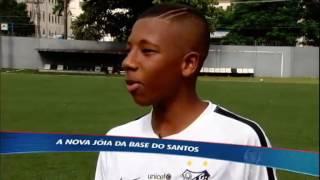 Fábrica de craques: Esporte Fantástico mostra quem é a nova joia do Santos