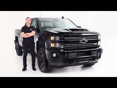 Chevrolet Silverado Midnight Edition Tour With Greg Murphy