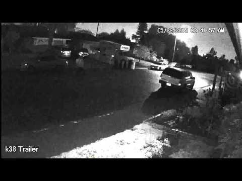 Tustin, California - Plumbing Van Theft 5-8-15 3:30am