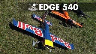DIY Aerobatic Stunt Plane -  FT EDGE 540