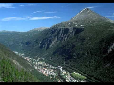 Rjukan Norge Slideshow
