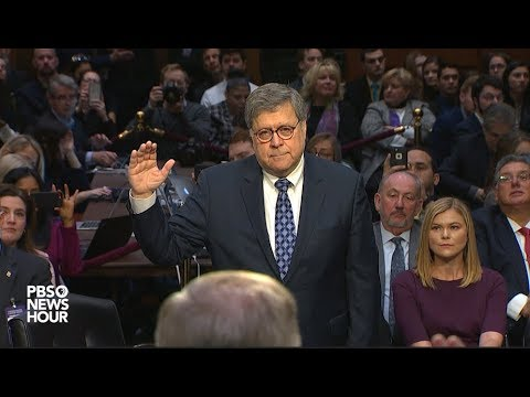 WATCH: AG nominee Barr's full opening remarks at confirmation hearing