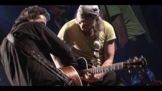 """Elliott MURPHY #1 """"La Nuit du Blues de Cabannes 2013""""  - Heroes (D.Bowie)"""