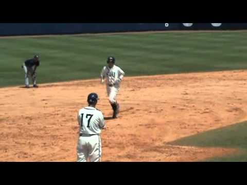 Doug Joyce First Collegiate HR