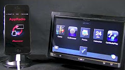 AppRadio SPH-DA100 compatible iPhone 5