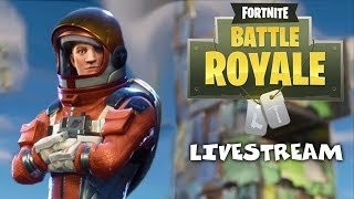 Battle Pass Season 3 - Fortnite Battle Royale Gameplay - Xbox One X - Livestream