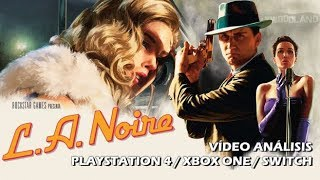 L A  Noire para Xbox One, PS4 y Switch | Análisis GameProTV