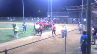 2014 Gilmer Youth Baseball U12 champs