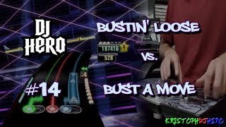 DJ Hero - Bustin' Loose vs. Bust A Move 100% FC (Expert)