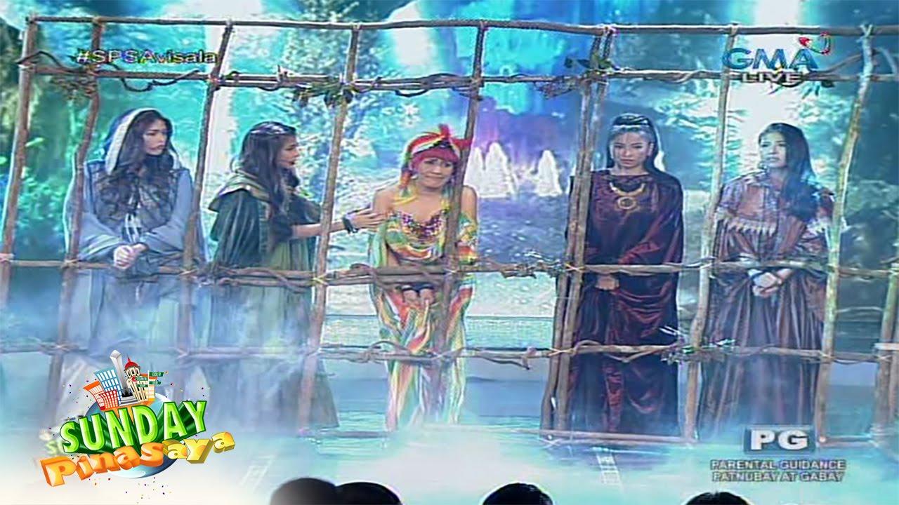 Sunday PinaSaya: Encantadia Sang'gres kabilang sa Adarna